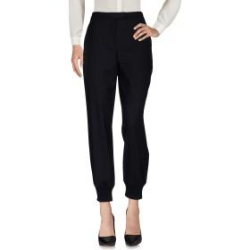 《セール開催中》BOUTIQUE MOSCHINO レディース パンツ ブラック 40 バージンウール 98% / 指定外繊維 2%
