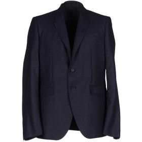 《セール開催中》BURBERRY メンズ テーラードジャケット ダークブルー 50 ウール 93% / カシミヤ 7%
