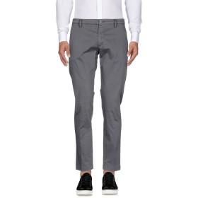 《期間限定 セール開催中》PAUL MIRANDA メンズ パンツ グレー 52 コットン 98% / ポリウレタン 2%