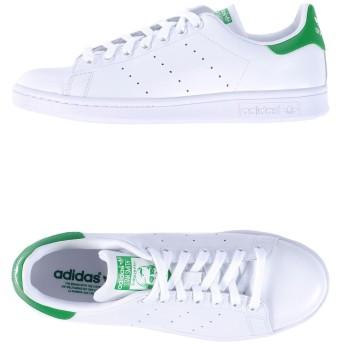 《期間限定 セール開催中》ADIDAS ORIGINALS メンズ スニーカー&テニスシューズ(ローカット) ホワイト 9.5 革 STAN SMITH