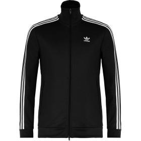 《期間限定 セール開催中》ADIDAS ORIGINALS メンズ スウェットシャツ ブラック S コットン 52% / ポリエステル 48% BECKENBAUER TT