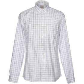 《期間限定セール開催中!》COAST WEBER & AHAUS メンズ シャツ ホワイト XL コットン 100%