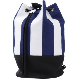 《期間限定 セール開催中》RUE DE VENRNEUIL レディース バックパック&ヒップバッグ ダークブルー 紡績繊維