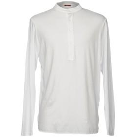《期間限定セール開催中!》BARENA メンズ T シャツ ホワイト XL コットン 100%