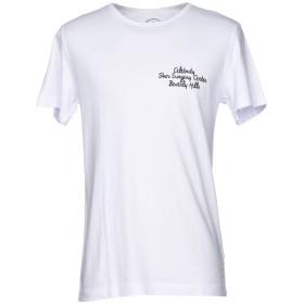 《期間限定セール開催中!》LOCAL AUTHORITY メンズ T シャツ ホワイト S 100% コットン