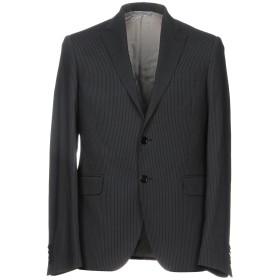 《期間限定 セール開催中》GUESS BY MARCIANO メンズ テーラードジャケット ダークブルー 50 ポリエステル 65% / レーヨン 32% / ポリウレタン 3%
