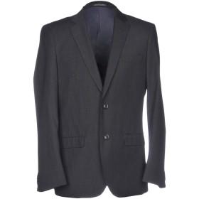 《期間限定セール開催中!》TRUSSARDI メンズ テーラードジャケット スチールグレー 52 ウール 90% / レーヨン 10%