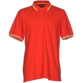 《期間限定 セール開催中》SUNDEK メンズ ポロシャツ レッド XS コットン 92% / ポリウレタン 8%