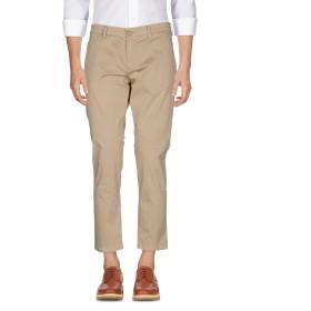《期間限定セール開催中!》BE ABLE メンズ パンツ サンド 34 コットン 97% / ポリウレタン 3%