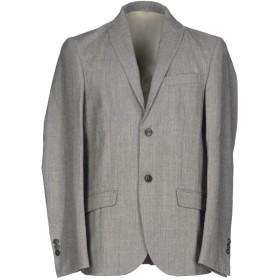 《期間限定セール開催中!》UNIFORMS FOR THE DEDICATED メンズ テーラードジャケット グレー 52 ウール 100%