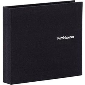 レミニッセンス ミニポケットアルバム ブラック (携帯プリントサイズ・40枚) XP-8989-BK
