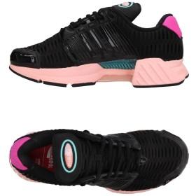 《期間限定セール開催中!》ADIDAS ORIGINALS レディース スニーカー&テニスシューズ(ローカット) ブラック 4 紡績繊維