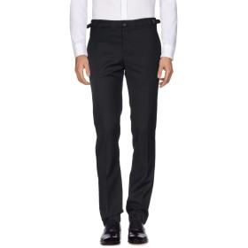 《期間限定セール開催中!》FAONNABLE メンズ パンツ ブラック 52 ウール 100%