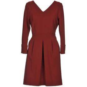 65420cfa1a081 《期間限定セール中》MANILA GRACE レディース ミニワンピース&ドレス ボルドー 44 ポリエステル