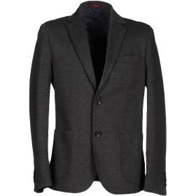 《期間限定セール開催中!》INDIVIDUAL メンズ テーラードジャケット 鉛色 S レーヨン 68% / ナイロン 27% / ポリウレタン 5%