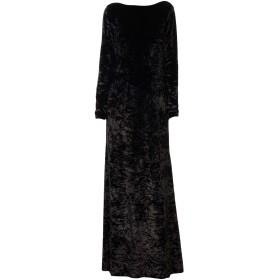 《期間限定セール開催中!》ANIYE BY レディース ロングワンピース&ドレス ブラック L 94% ポリエステル 6% ポリウレタン