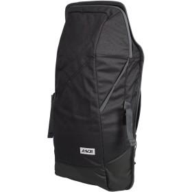 《セール開催中》AEVOR Unisex バックパック&ヒップバッグ ブラック 紡績繊維 DAYPACK
