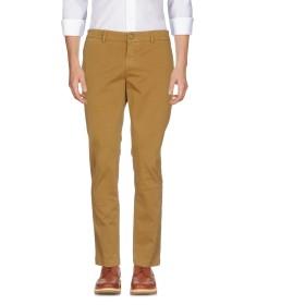 《期間限定セール開催中!》MAISON CLOCHARD メンズ パンツ キャメル 30 コットン 98% / ポリウレタン 2%