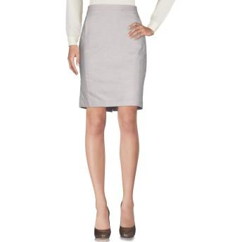 《セール開催中》FABIANA FILIPPI レディース ひざ丈スカート ベージュ 48 90% ウール 8% カシミヤ 2% ポリウレタン