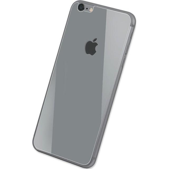 iPhone 6 Plus用 High Grade Glass Screen Protector 0.33mm 背面用カラーガラス シルバーグレー DG-IP6PG3BSV