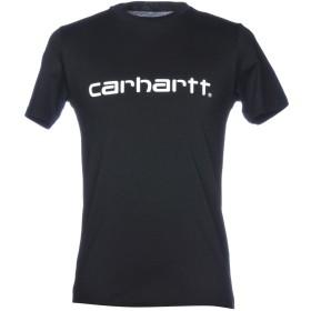 《セール開催中》CARHARTT メンズ T シャツ ブラック XS 100% コットン