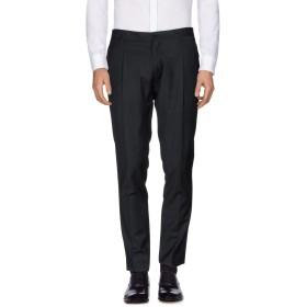 《セール開催中》FUGTO メンズ パンツ ブラック 46 ウール 100%