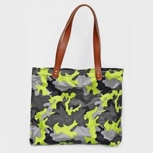 6ac0b8692557 Young Style Army Tote Bag