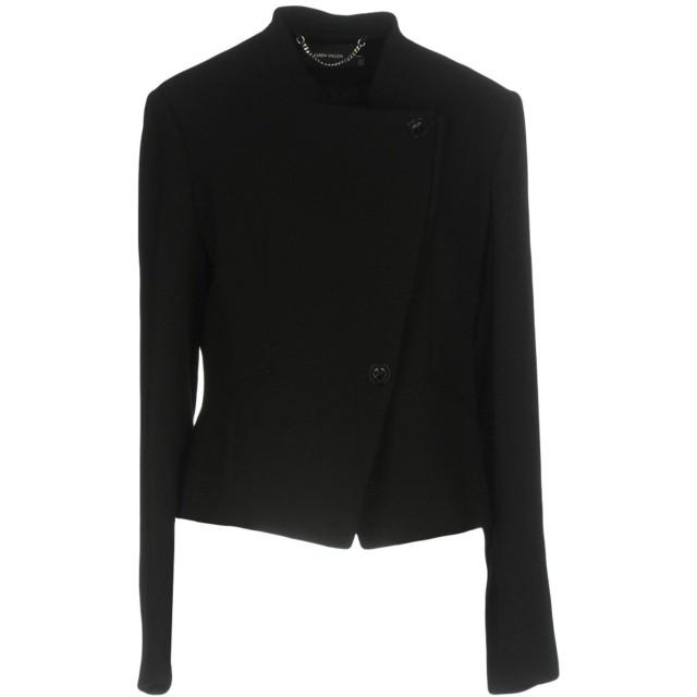 《期間限定セール開催中!》KAREN MILLEN レディース テーラードジャケット ブラック 14 ポリエステル 100%