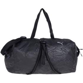《期間限定セール開催中!》PUMA レディース 旅行バッグ ブラック ポリエステル 100% FIT AT WORKOUT BAG