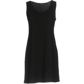 《セール開催中》TWINSET レディース ミニワンピース&ドレス ブラック S 100% ポリエステル ナイロン