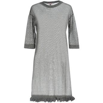 《セール開催中》BLUGIRL BLUMARINE レディース ミニワンピース&ドレス ブラック 44 ポリエステル 73% / Lurex 27%
