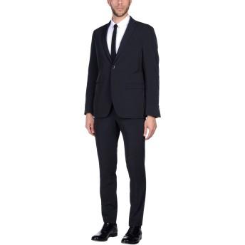 《セール開催中》DCY メンズ スーツ ダークブルー 54 ポリエステル 94% / ポリウレタン 6%