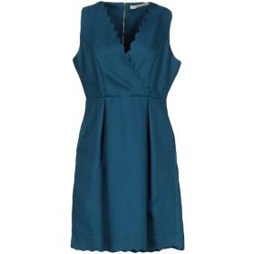 《セール開催中》DARLING London レディース ミニワンピース&ドレス グリーン 12 100% ポリエステル