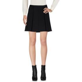《セール開催中》SONIA by SONIA RYKIEL レディース ミニスカート ブラック 40 ポリエステル 90% / ポリウレタン 10%