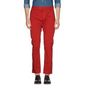 《期間限定 セール開催中》BEVERLY HILLS POLO CLUB メンズ パンツ レッド 38 コットン 97% / ポリウレタン 3%