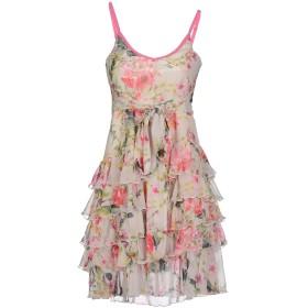 《期間限定 セール開催中》FORNARINA レディース ミニワンピース&ドレス ピンク XS ポリエステル 100%