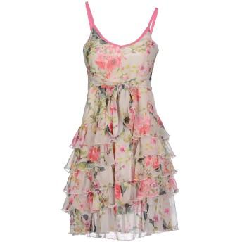《期間限定セール開催中!》FORNARINA レディース ミニワンピース&ドレス ピンク XS ポリエステル 100%