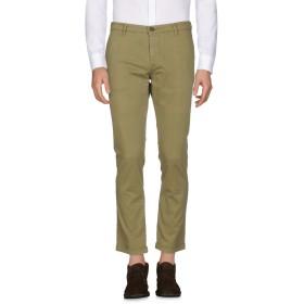《期間限定セール開催中!》PENCE メンズ パンツ ライトグリーン 46 コットン 98% / ポリウレタン 2%
