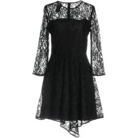 《送料無料》TOY G. レディース ミニワンピース&ドレス ブラック 40 ポリエステル 100%
