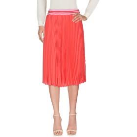 《期間限定 セール開催中》BLUGIRL BLUMARINE レディース ひざ丈スカート フューシャ 44 ポリエステル 100%