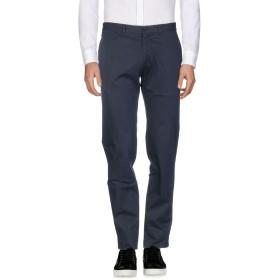 《期間限定 セール開催中》ARMANI COLLEZIONI メンズ パンツ ダークブルー 48 コットン 98% / ポリウレタン 2%