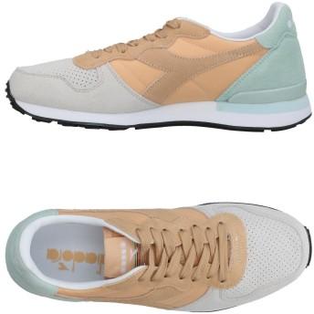 《9/20まで! 限定セール開催中》DIADORA メンズ スニーカー&テニスシューズ(ローカット) ライトグレー 6.5 革 / 紡績繊維