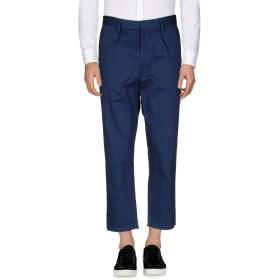 《期間限定セール開催中!》COVERT メンズ パンツ ブルー 48 コットン 97% / ポリウレタン 3%