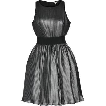 《9/20まで! 限定セール開催中》MANOUSH レディース ミニワンピース&ドレス 鉛色 36 100% ポリエステル ポリウレタン