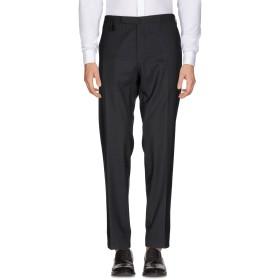 《セール開催中》INCOTEX メンズ パンツ スチールグレー 56 スーパー130 ウール 100%