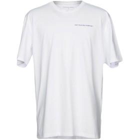 《期間限定セール開催中!》POP TRADING COMPANY メンズ T シャツ ホワイト M コットン 100%