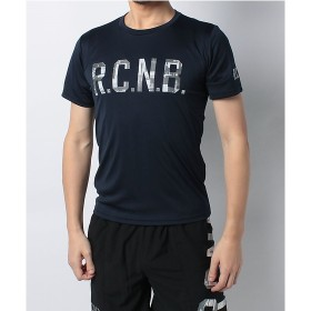 ランニング メンズ半袖Tシャツ RUNシーズンクルーネックTシャツ メンズ Number (ナンバー) NB-S18-302-070 ネイビー