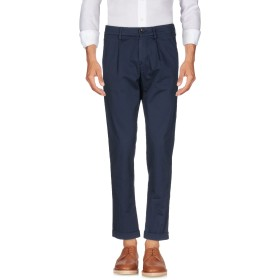 《期間限定セール開催中!》SEVENTY SERGIO TEGON メンズ パンツ ダークブルー 46 コットン 100%