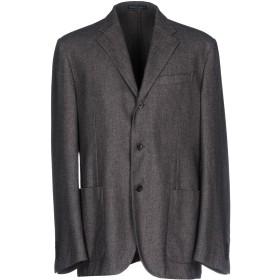 《期間限定セール開催中!》POLO RALPH LAUREN メンズ テーラードジャケット 鉛色 52 ウール 55% / ポリエステル 45%