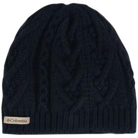 《期間限定 セール開催中》COLUMBIA Unisex 帽子 ブラック one size アクリル 100% PARALLEL PEAK II BEANIE